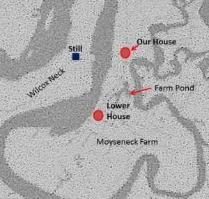 Moyseneck Farm Houses Still