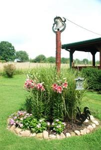The Dinner Bell Garden