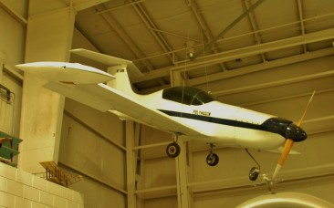 A Homebuilt Polywagon Two-Seat Airplane